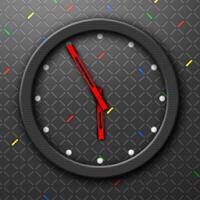 RIM 4x3 Analog Clock 1.0