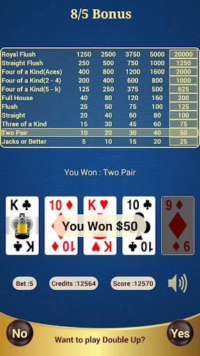Bonus Poker 8 5