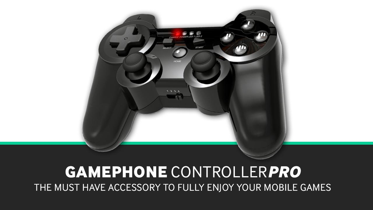 Gamephone Driver App- screenshot