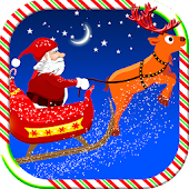 Santa Infinite Fun-Santa Run