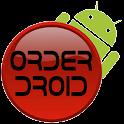 OrderDroid icon