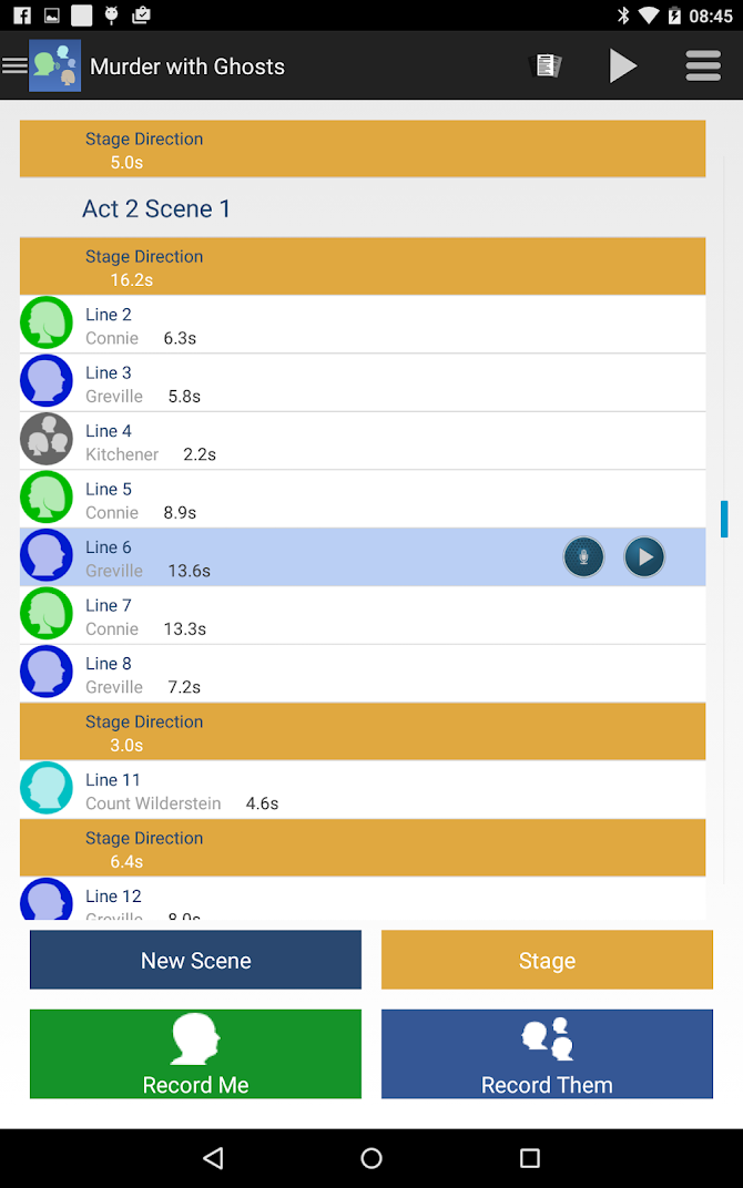 LineLearner Android 14