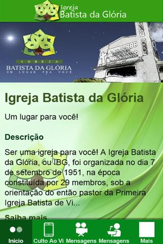 Igreja Batista da Glória