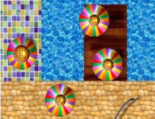 SL Poolside 3D Pinball