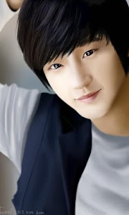 HD Kim Bum Wallpaper