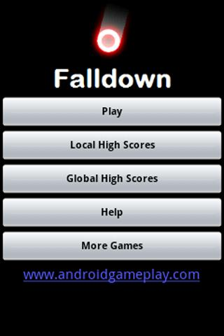 Falldown - screenshot