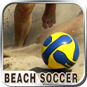 free ball on the beach icon