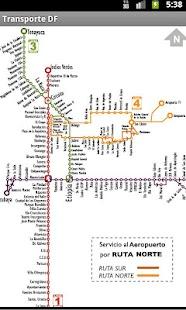 Metro Metrobus Turibus Sub. - screenshot thumbnail