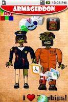 Screenshot of Kill Apps & Zombies