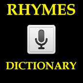Rhyme Dictionary Finder