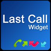 Last Call Widget