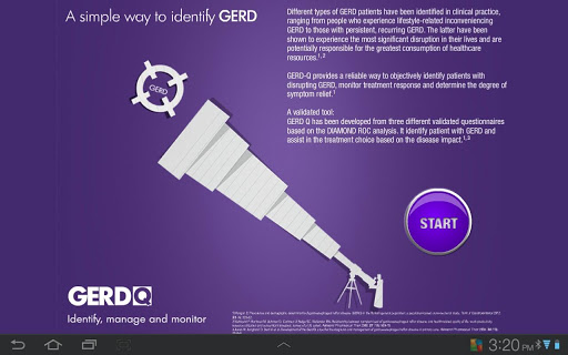 GerdQ assessment