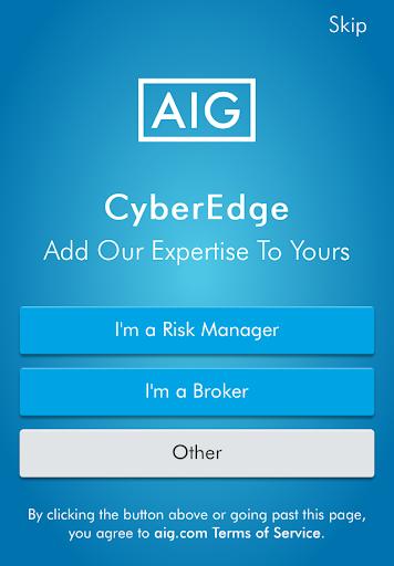 玩商業App|AIG CyberEdge Mobile App免費|APP試玩