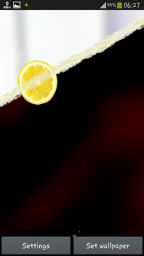 coke and lime live wallpaper