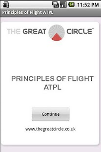 Principles of Flight ATPL - screenshot thumbnail