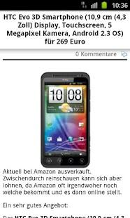Dealgott.de - screenshot thumbnail