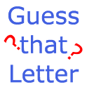 Guessing Letters icon