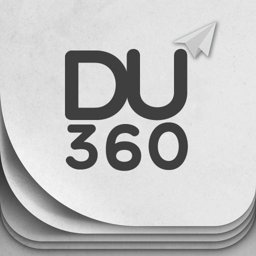 DU 360 LOGO-APP點子