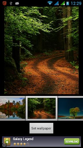 玩個人化App|自然高清动态壁纸免費|APP試玩