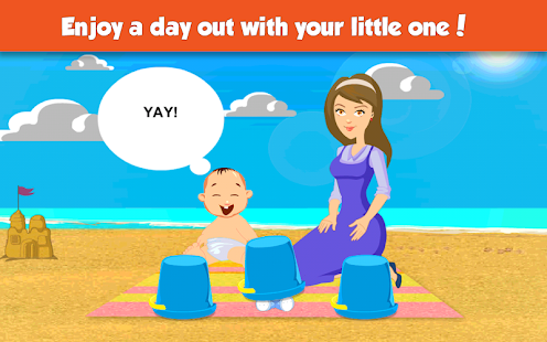 Supermom - Baby Care Game- screenshot thumbnail