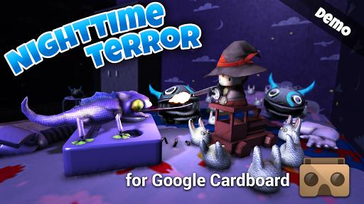 Nighttime Terror VR Demo
