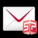 spモードメール logo