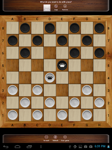 Russian checkers - Shashki 9.8.0 screenshots 11