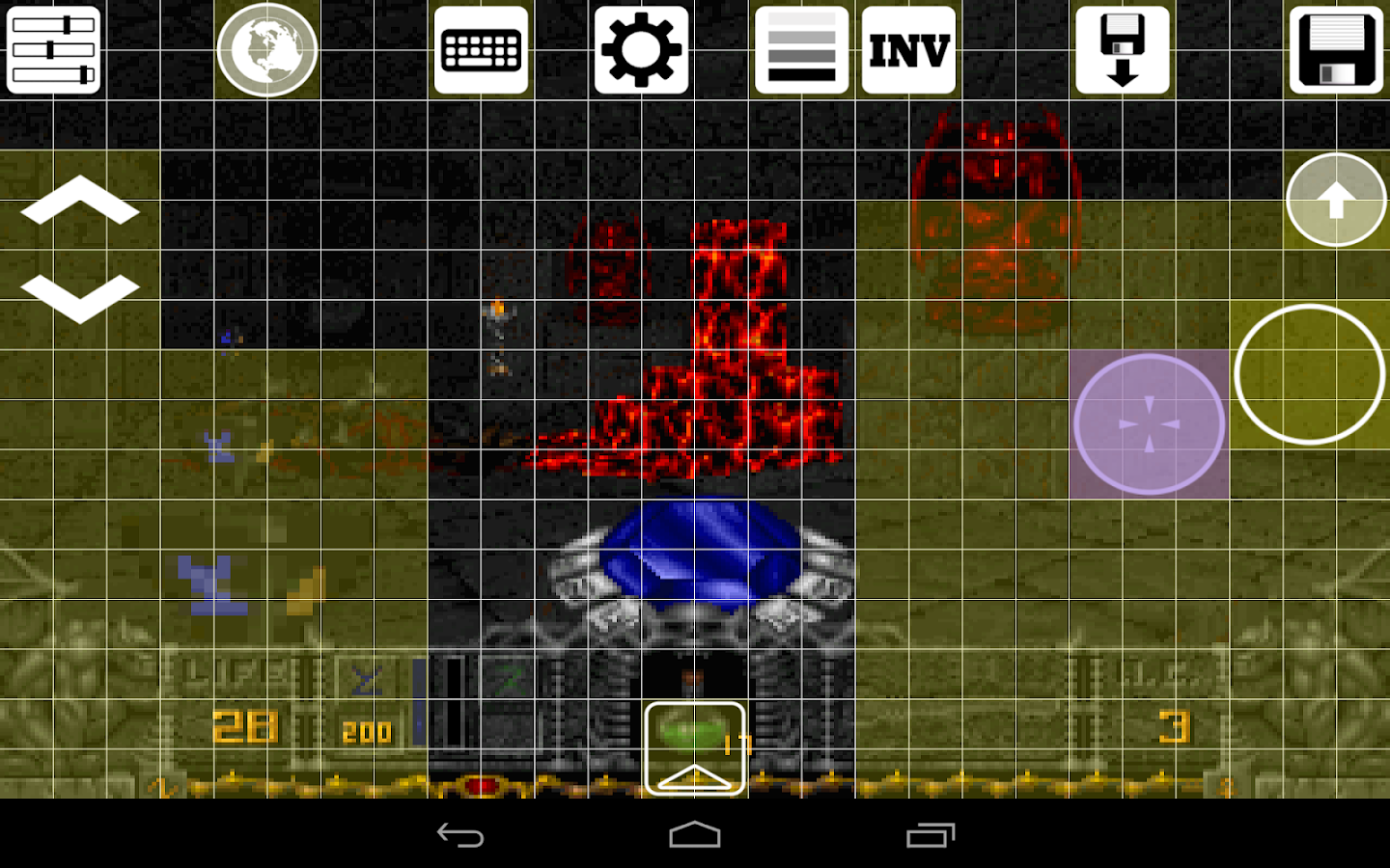 X-Touch (Port of Hexen) - screenshot