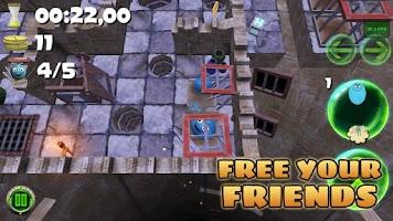 Screenshot of Mazement