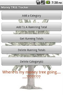 Money Tree Tracker