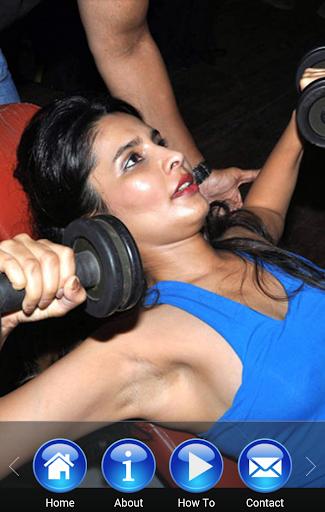 健身房鍛煉程序