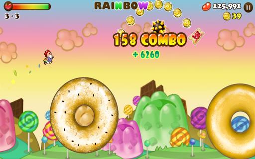 玩免費冒險APP|下載ぐるぐるドーナッツ app不用錢|硬是要APP