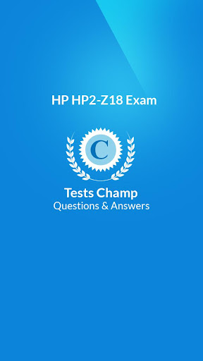 HP2-Z18 Exam Questions