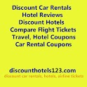 Discount Car Rentals Rent Car