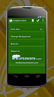 Screenshot of Scripture Mastery App