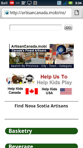 Nova Scotia Crafts Artisans