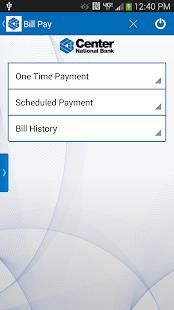 Center National Bank Mobile- screenshot thumbnail