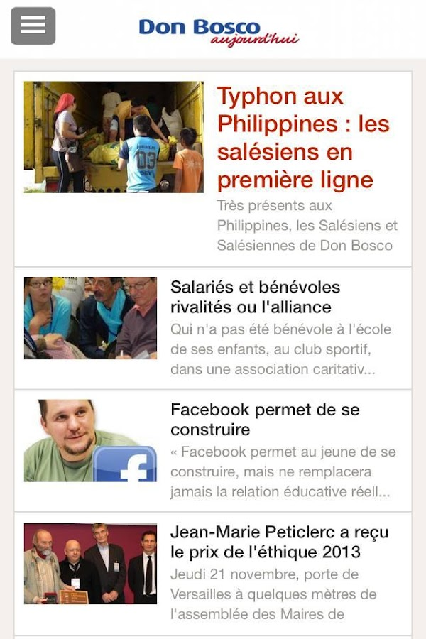 Don Bosco- screenshot
