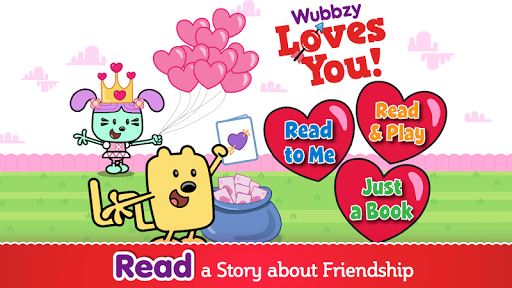 Wubbzy Loves You