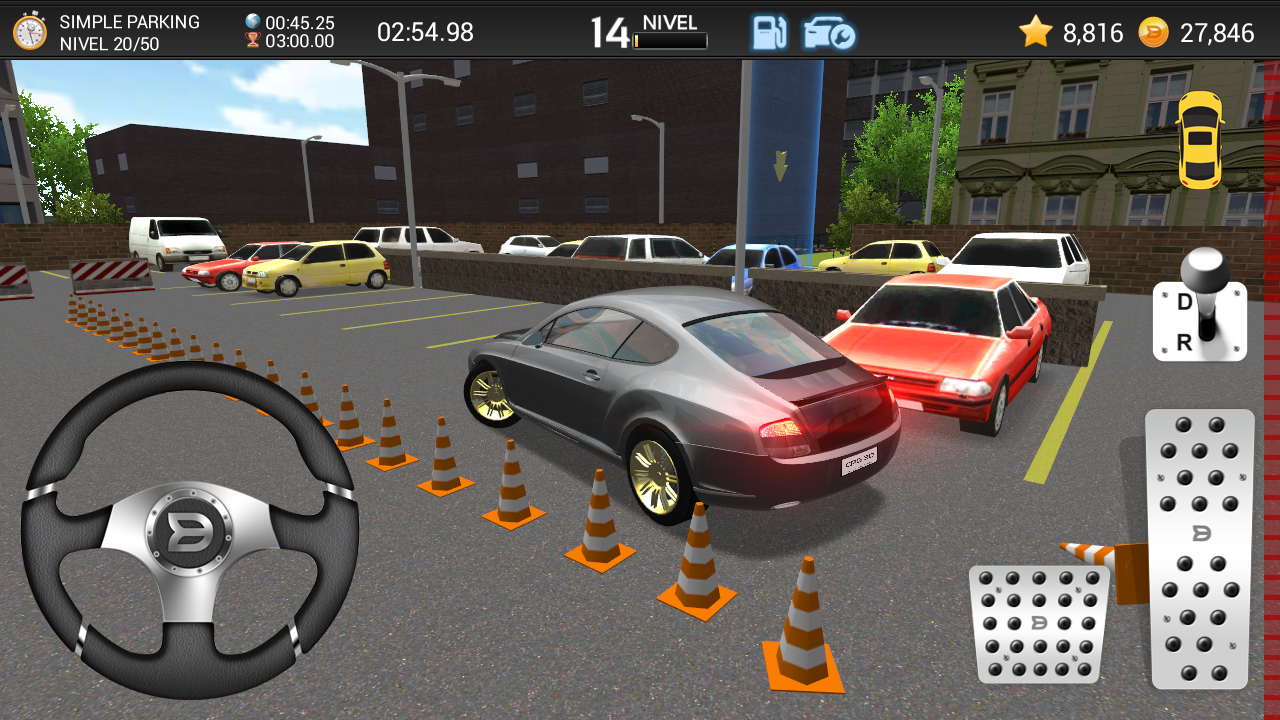 Car Parking Game 3D MOD APK