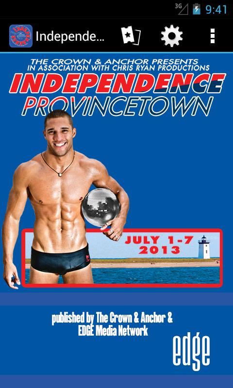 Independence Provincetown - screenshot