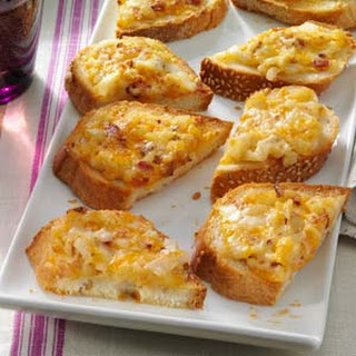 Almond Cheddar Appetizers.