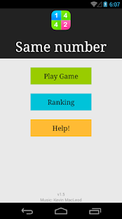 Number Hero: Find Same Number - screenshot thumbnail