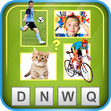 Whats the Word ? 4 Pics 1 Word icon