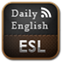 ESL Daily English – VOA logo