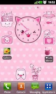 Cute Widget Pack: miniatura da captura de tela