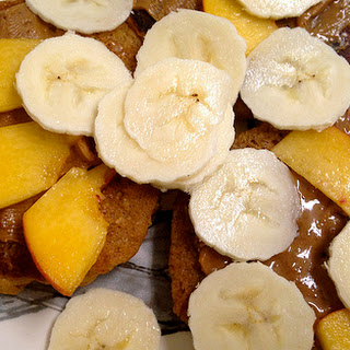 Vegan Oatmeal Pancakes.