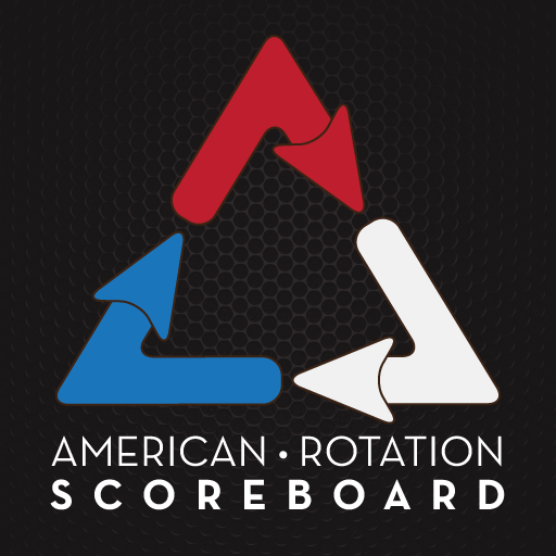 American Rotation Scoreboard LOGO-APP點子