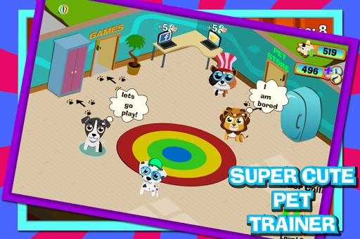 Super Cute Pet Trainer Deluxe
