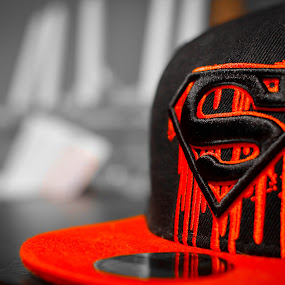 Superman by Thanh Nguyen-Huynh - Novices Only Abstract ( red, superman, nikon, d5100, hat )